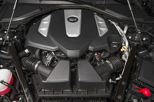 2019-Cadillac-CT8-engine