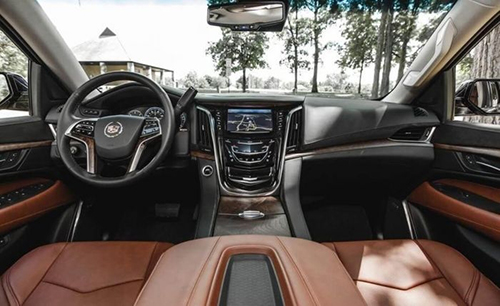 2019-Cadillac-CT8-interior