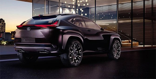 2019-Lexus-UX-back