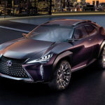 2019 Lexus UX – New Four-Seat Crossover