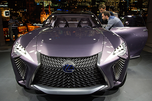 2019 lexus ux new four seat crossover. Black Bedroom Furniture Sets. Home Design Ideas