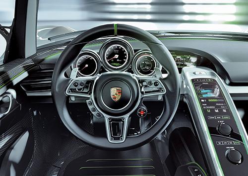 2019-Porsche-960-interior