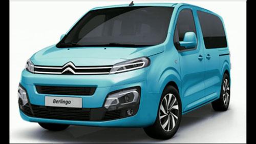 2018 Citroën Berlingo Multie Featured Image