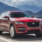 2018 Jaguar F-PACE SVR – Your Dream Class-Leading Utility.