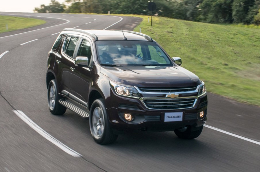 2019 Chevy Trailblazer Suv The Return Of A Leading Heritage Newcarsportal Com