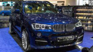 2019 BMW Alpina XD3